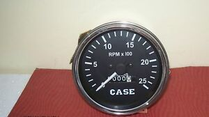 Business & Industrial Other Agriculture & Forestry Steady Tachometer Fits Case 430 470 530 570 730 830 930 1030 Tractors Replacement Special Buy