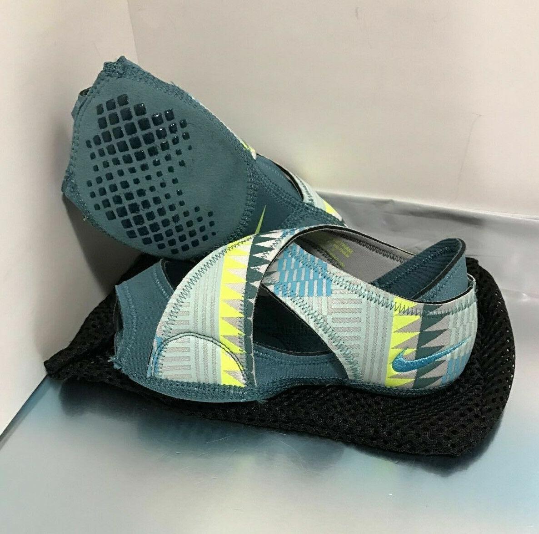 Nike Studio Wrap Xl Print Women Training Yoga Dance Shoe Black 616047 002 For Sale Online Ebay