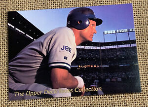 George-Brett-1993-Upper-Deck-Iooss-Collection-WI-22-Kansas-City-Royals