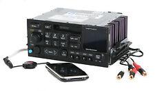 1995-2002 Chevy GMC Truck Van Radio AM FM Cassette Aux Input Bluetooth Music RCA