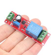 New Listingne555 Dc 12v Delay Relay Shield Timer Switch Adjustable Modulebhg