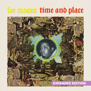 Lee-Moses-Time-And-Place-New-CD-Manufactured-On-Demand-Rmst-Expanded-Versi