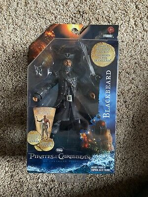 "DISNEY PIRATES OF THE CARIBBEAN STRANGER TIDES ANGELICA ACTION figure 7/"" DF3"