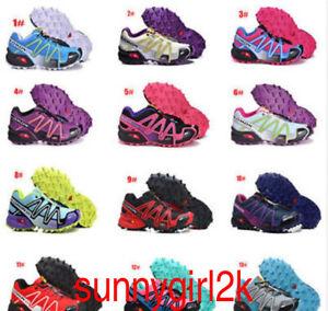 Women-salomon-speedcross-3-Sneakers-Outdoor-Running-Hike-Sports-Shoes