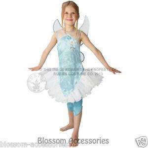 Image is loading CK350-Periwinkle-Disney-Princess-Costume-Fairy-Tinkerbell -Fancy-  sc 1 st  eBay & CK350 Periwinkle Disney Princess Costume Fairy Tinkerbell Fancy ...