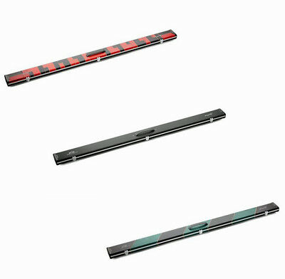 PERADON 1 PIECE HALO WIDE CUE CASE AVAILABLE IN VARIOUS COLOURS S2593##**