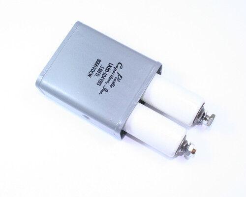 .1uF 8000V Hermetically Sealed Oil Paper Filter Capacitor .1mfd 8KV DC 8,000