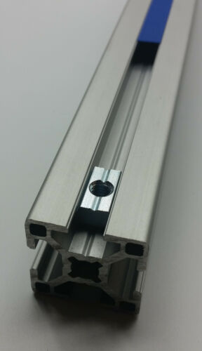 Gleitstein für Aluprofil Typ B versandfrei Nutensteine schwer Nut 8 M6 Typ B