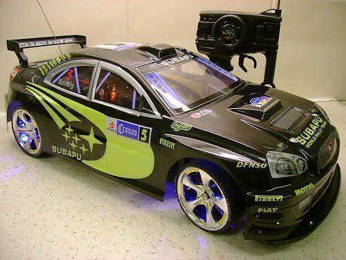 confortevole Nero Subaru Impreza stile Radio telecouomodo telecouomodo telecouomodo auto 20mph 1 10 scala RC divertimentozione  risparmia fino al 70%