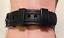 Watch-Strap-Keeper-Retainer-Loop-Hoop-Rubber-Retaining-Ring-Soft-PVC-Black
