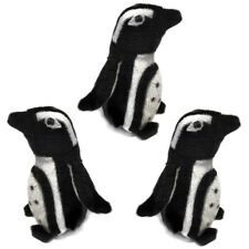 Classroom Filler 3 x 14cm Humbolt Penguin Soft Toy Gift Idea Gift