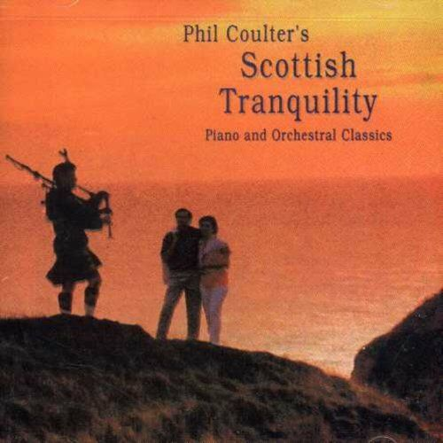 Phil Coulter - Scottish Tranquility [New CD] Enhanced