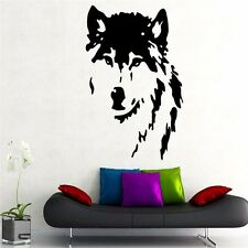 Wolf Wandtattoo Wallpaper Wand Schmuck 55 x 87 cm