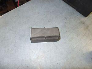 1993 1996 corvette fuse block cover gm 12077538 ebay rh m ebay com