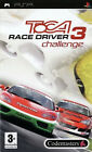 2 PSP Games Toca Race Driver 3 Challenge / Carbon Own The City