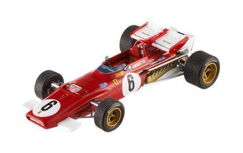 Ferrari 312B M.Andretti GP South Africa 1971 T6285  1 43 Hot Wheels Elite