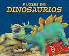Puzles de Dinosaurios by Susaeta Publishing, Inc. (Board book, 2009)