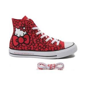Converse Hello Kitty Chuck Taylor All