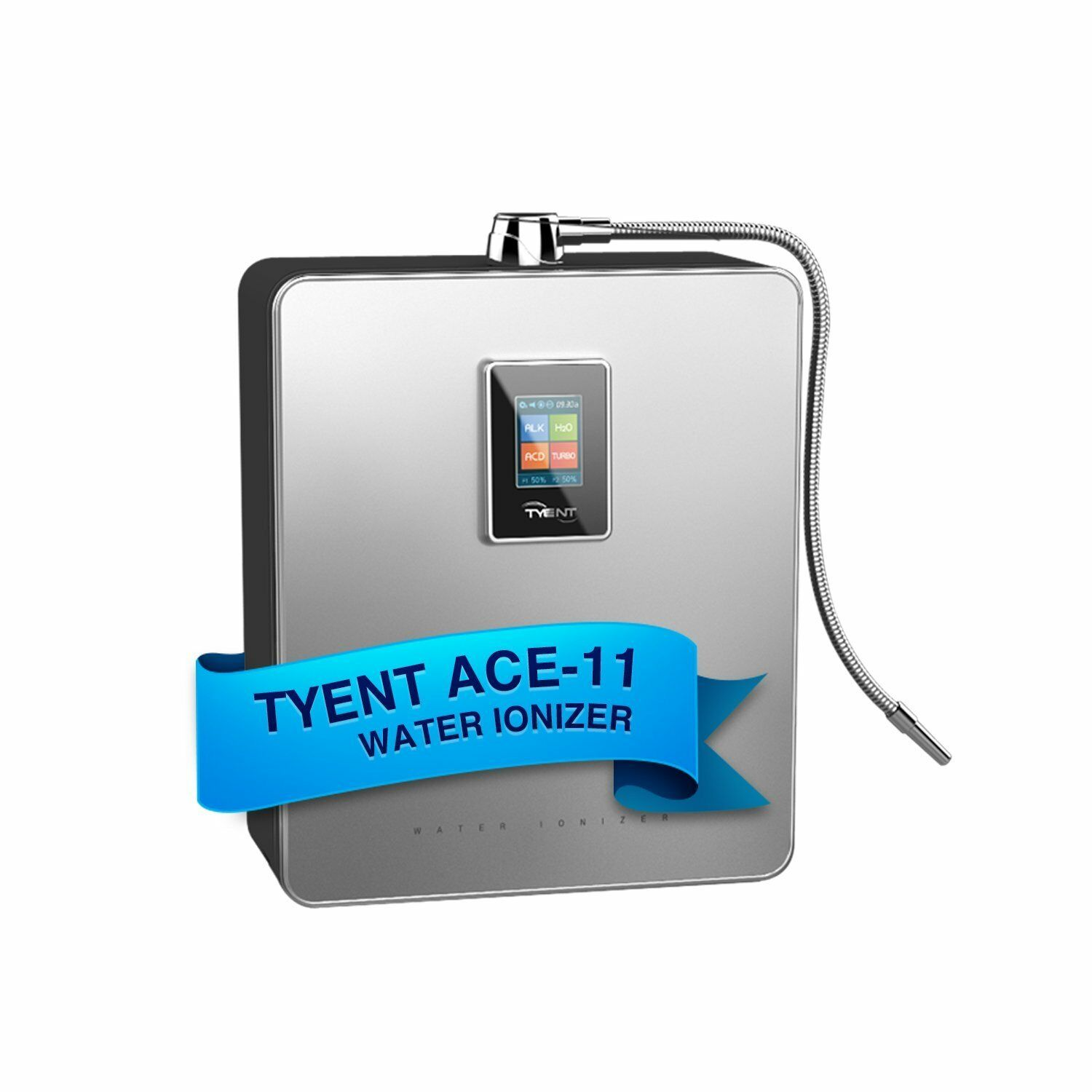 Tyent ACE-11 Turbo Extream Water Ionizer with Hydrogen Boost