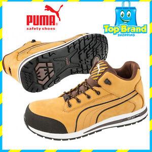 zapato trabajo puma