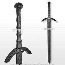 Medieval Two Handed Excalibur Polypropylene Western Training Long Sword HEMA WMA