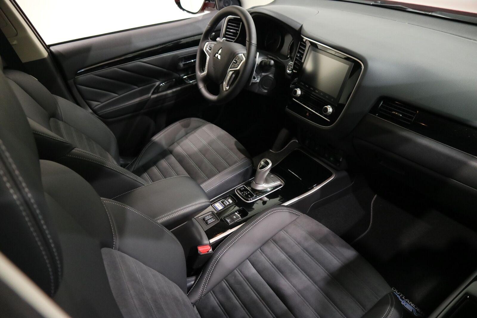 Mitsubishi Outlander 2,4 PHEV Intense CVT 4WD - billede 15