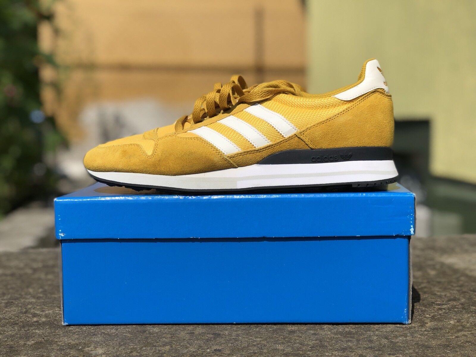 Billig gute Qualität Adidas ZX500 yellow EU45 1/3