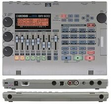 BOSS BR-600 8 MULTI TRACK DIGITAL RECORDING STUDIO & POWER SUPPLY 800 900 80