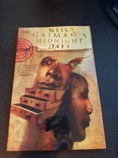 Neil Gaimans Midnight Days TP by Neil Gaiman (Paperback, 2016)