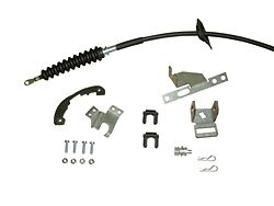 Details about 64-67 Chevelle or El Camino Shifter Conversion to 200R/700R  with Cable