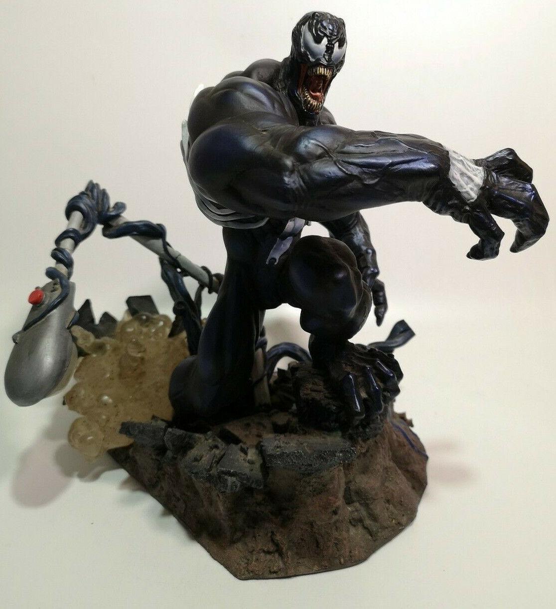 Marvel hitos Venom estatua 68 2500 DIAMOND SELECT-leer descripción