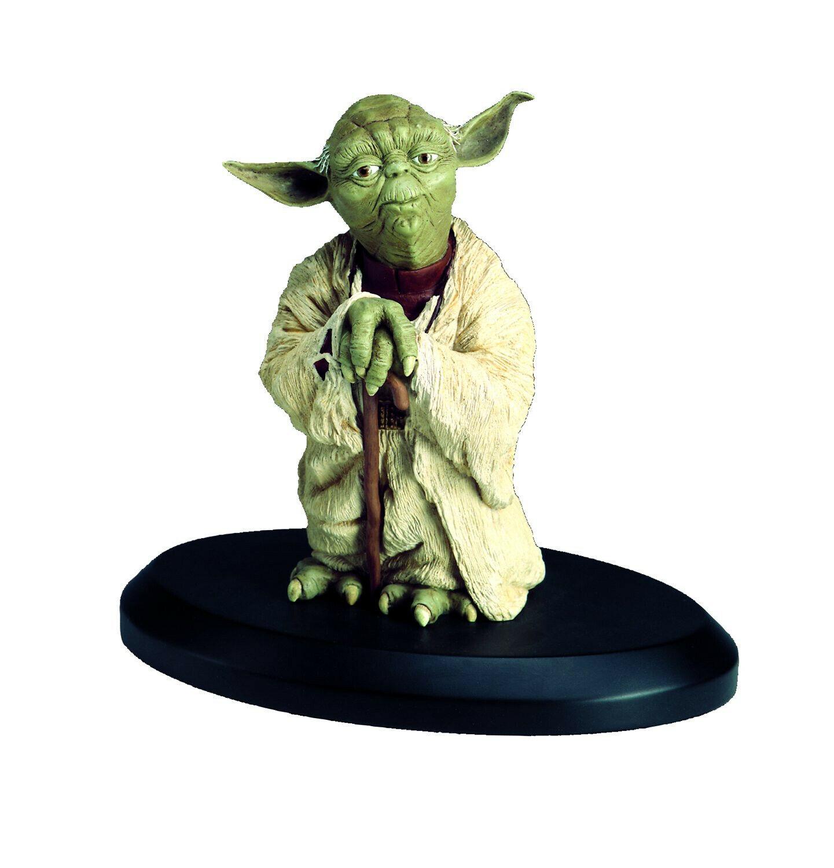 Attakus estatua De Estrella Wars Yoda 2 Elite 1 10