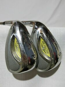 LH-Lady-Adams-Idea-a30s-Pitching-Sand-Wedge-Golf-Clubs-Ladies-Flex-Graphite