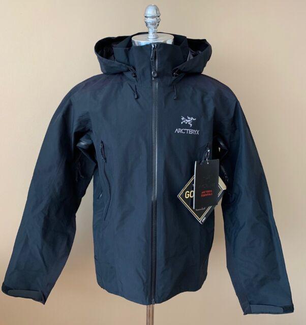 9e517fb9fe3 Arc'teryx Beta AR Jacket Men's Black Medium Arcteryx 22391 for sale ...