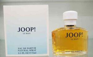 Joop-Le-Bain-EDP-75ML-Spray-Vintage-New-amp-Rare