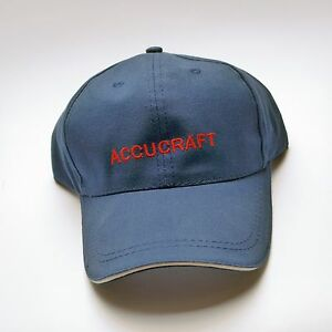 Accucraft-AP-10006-Cap-Curved-Visor-Color-Navy-Baseball-Cap-in-Navy-Blau