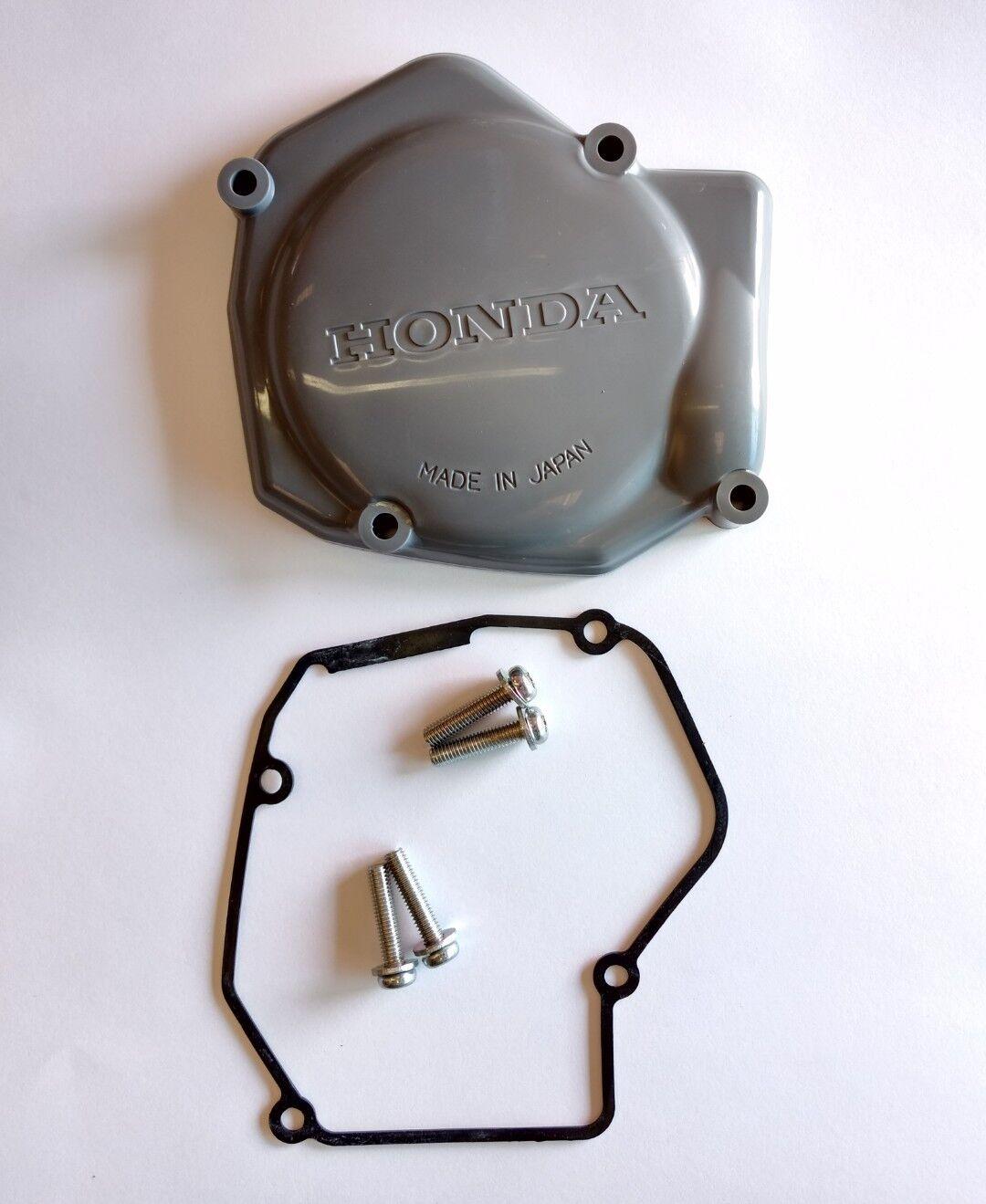 Honda CT 110 Left Crankcase Alternator Charging Stator Flywheel Cover Gasket