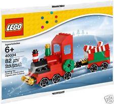 LEGO Weihnachtszug Christmas Train 40034 Sonderset 83 Teile