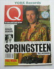 Q MAGAZINE - Issue 71 August 1992 - Bruce Springsteen / Richard Branson / B-52