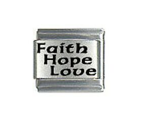 9mm-Classic-Size-Italian-Charms-Laser-L18-Faith-Hope-Love