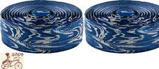 LIZARD SKINS DSP 2.5MM BLUE CAMO BICYCLE HANDLEBAR BARTAPE BAR TAPE