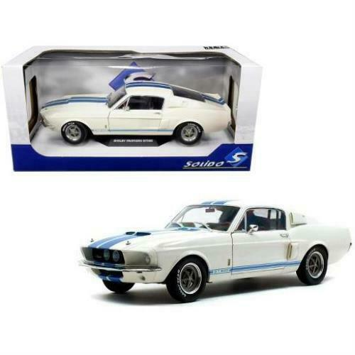 1//8 DEAGOSTINI BUILD YOUR OWN FORD MUSTANG 1967 SHELBY GT-500 ISSUE 66 INC PART