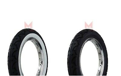 "NEW Duro 12 1//2/"" x 2 1//4/"" Bicycle Tires Domino Youth Child Kid Boy Girl Bike Bmx"