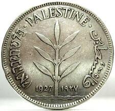 PALESTINA (British Administration) 100 Mils 1927