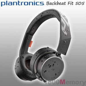 b2ed10da5d1 Image is loading Plantronics-BackBeat-Fit-505-Bluetooth-Wireless-Headphones -Mic-