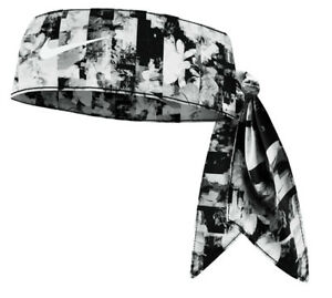 New Women Nike Printed Head Tie 2.0 Headband Tennis Run Basketball ... edd38e01be6