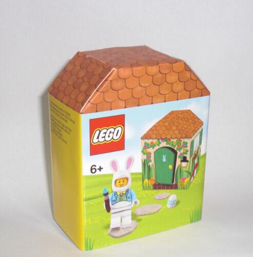 Osterhasenhütte LEGO 5005249 Osterhase Iconic Easter Ostern Osterei Promo