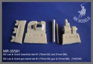 1-35th-MR-Models-US-British-M3-Lee-and-Grant-M2-75mm-and-37mm-barrel-set