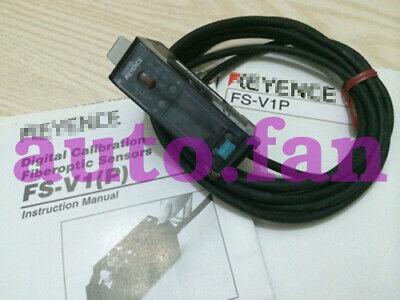 Keyence FS-V1P Fiber Optic Sensor NEW IN BOX