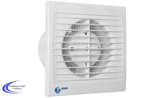 230 V échappement ventilateur Moins fort mur//plafond montage Ventilateur 100 mm rohranschluss